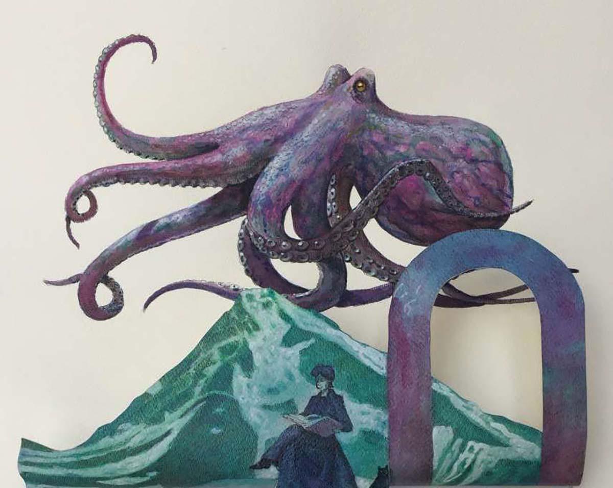 Vanni Cuoghi in mostra all'Acquario Civico di Milano