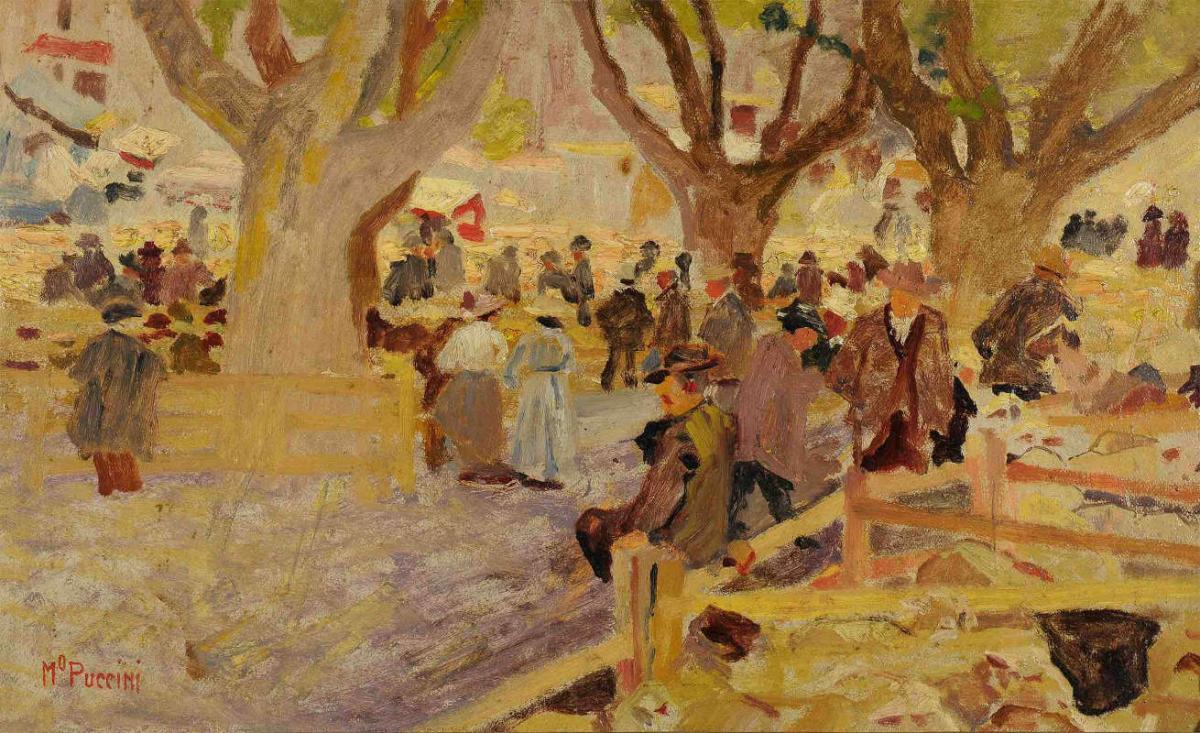 Van Gogh involontario mostra
