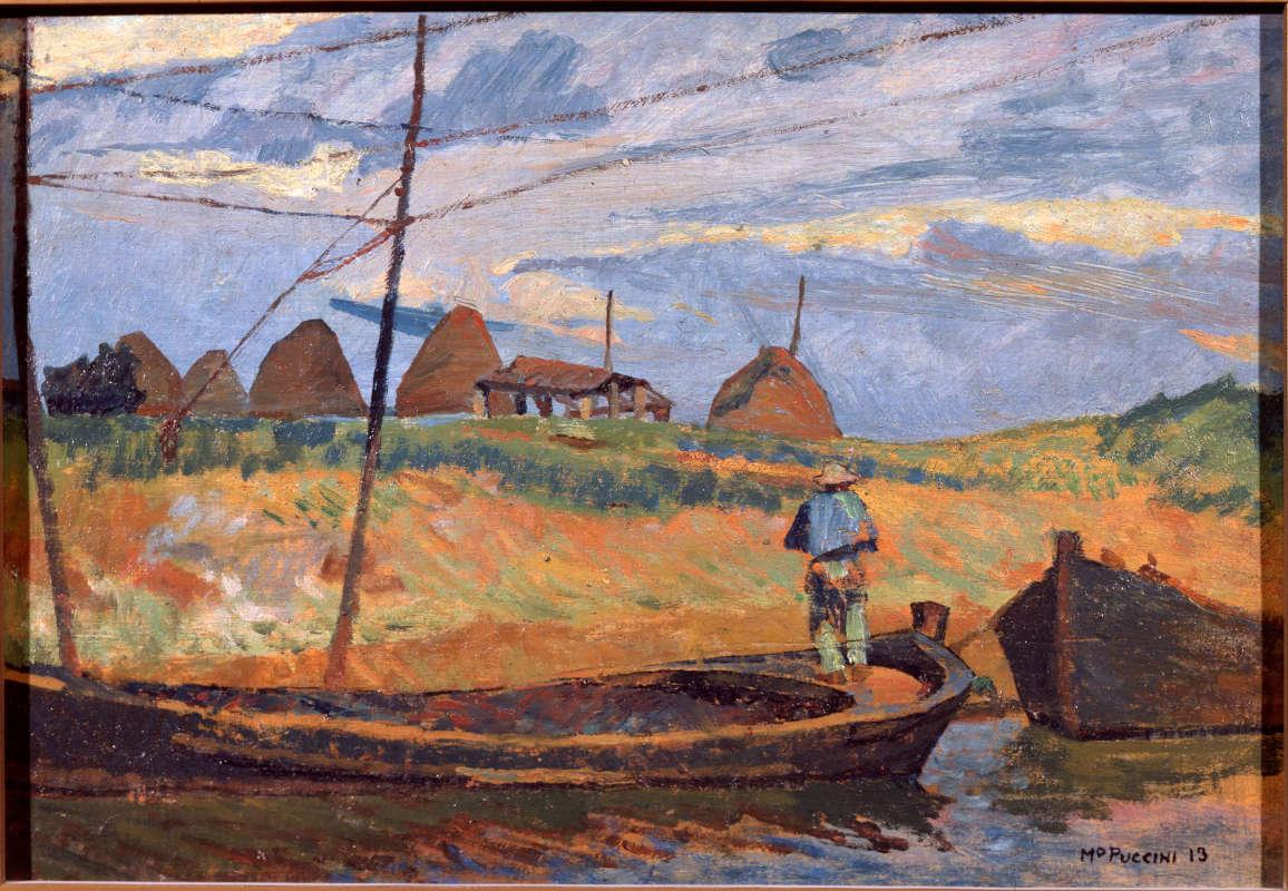 Van Gogh involontario Puccini mostra