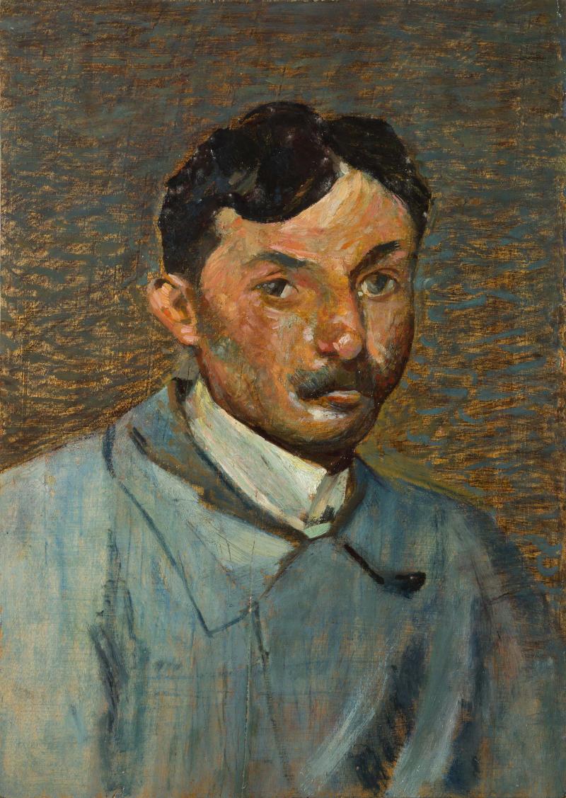 Van Gogh involontario autoritratto Puccini