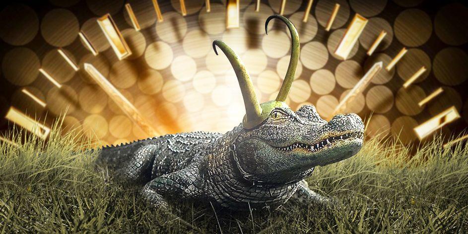 Richard E. Grant alligator loki