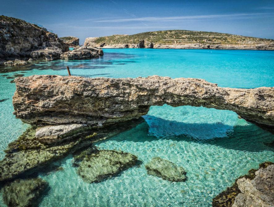 Le migliori spiagge di Malta Blue Lagoon