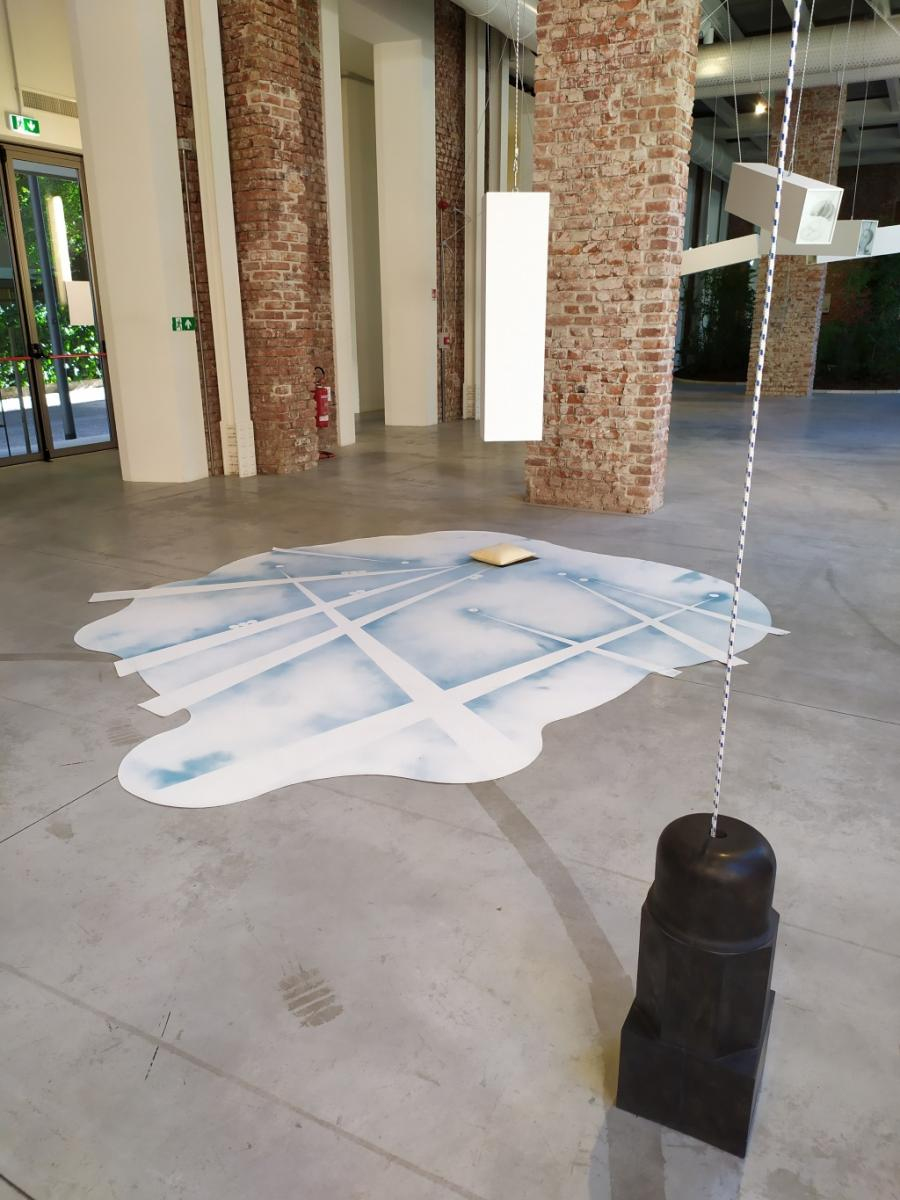 Mostra Casa degli Artisti Milano