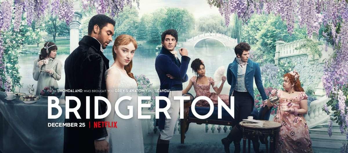 serie tv romanzi Bridgerton
