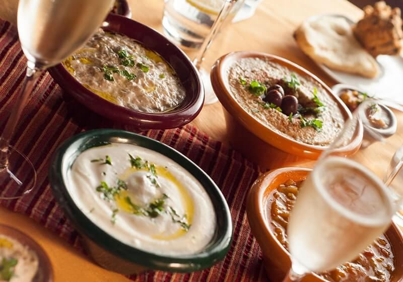Ristoranti di cucina etnica a Malta: Sharma Ethnic Cuisin a Portomaso