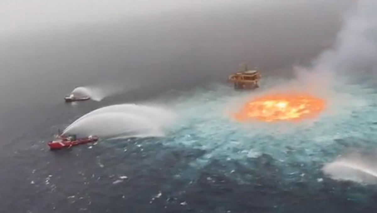 Golfo del Messico FireWater