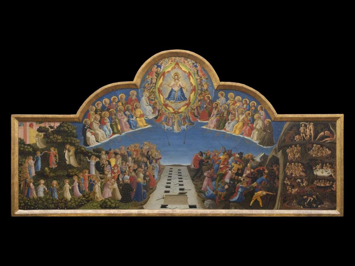 quadro Beato Angelico