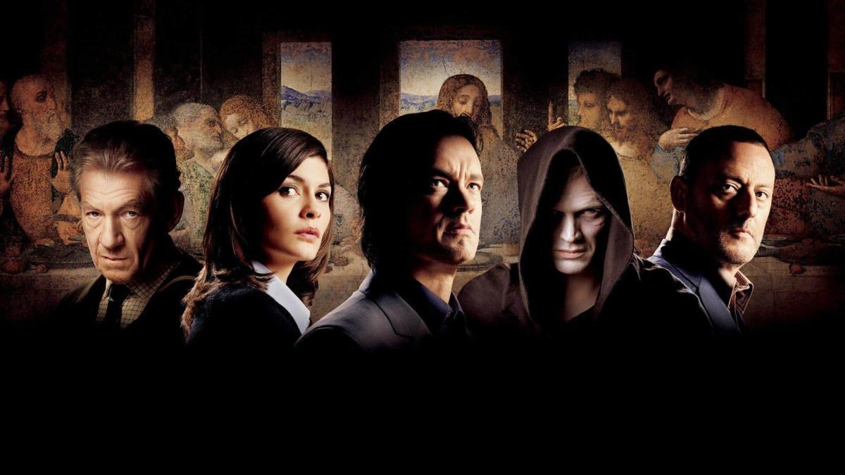 film Thriller Il codice da Vinci (2006)