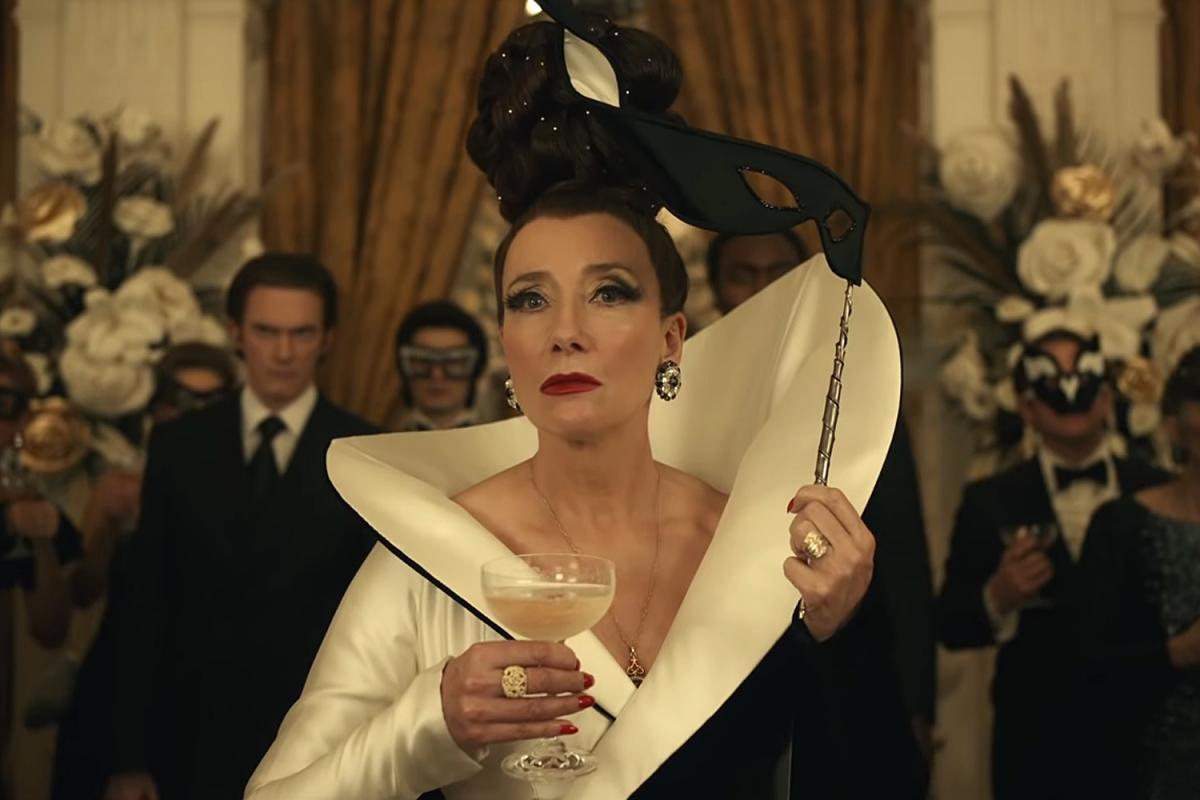 Crudelia moda baronessa