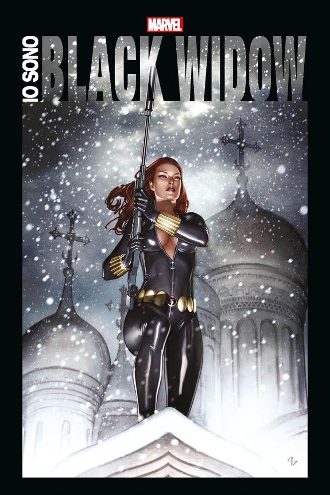 Black Widow Io sono Black Widow