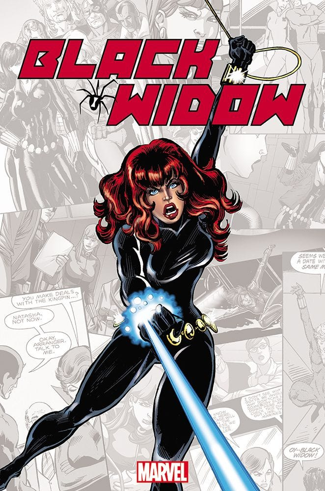 Black Widow Marvel-Verse: Black Widow