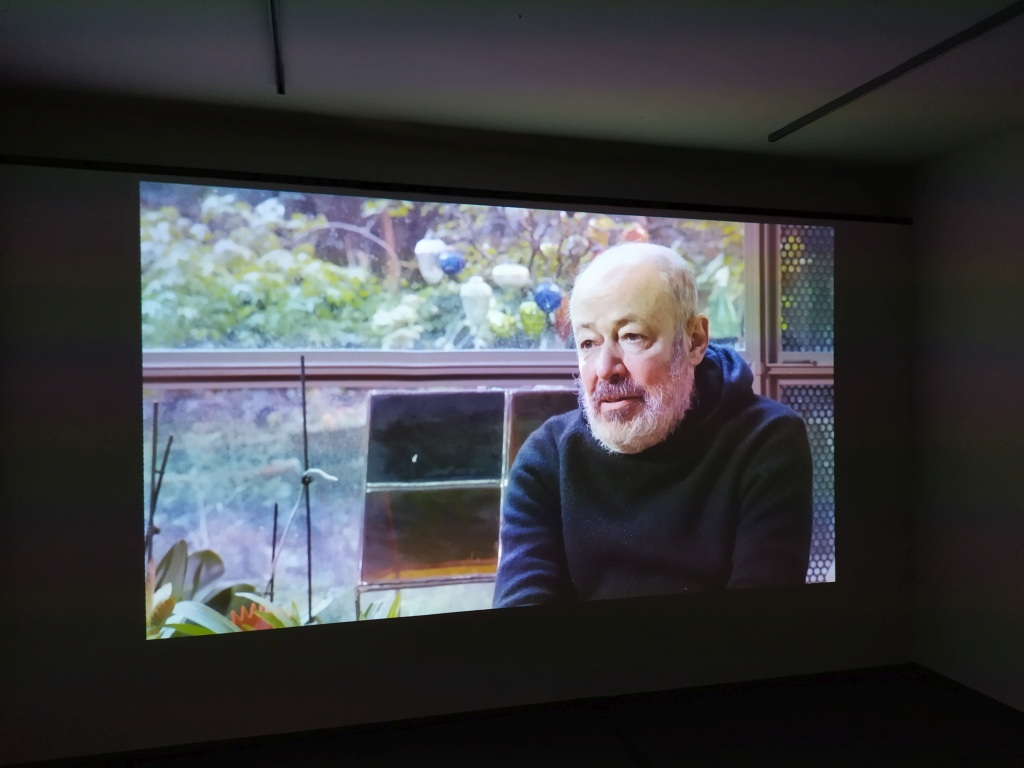 Italo Rota, frame dal documentario Pianeta Rota di Eleonora Mastropietro