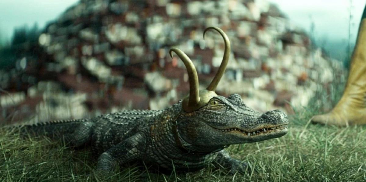 Loki alligatore