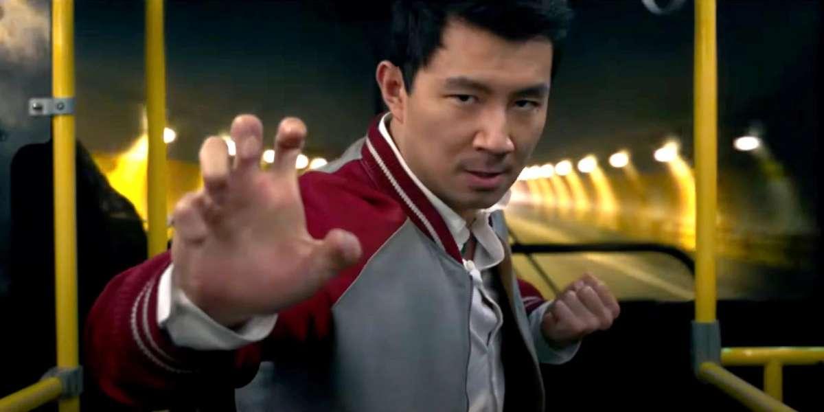Shang Chi e la leggenda dei Dieci Anelli