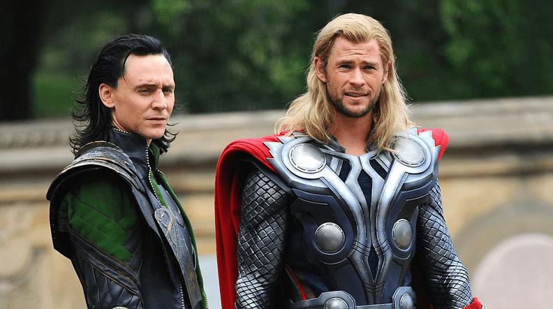 Thor: Love and Thunder Thor e Loki