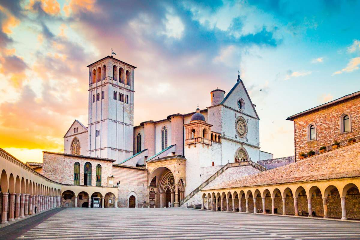 Assisi in un weekend: Basilica di San Francesco d'Assisi