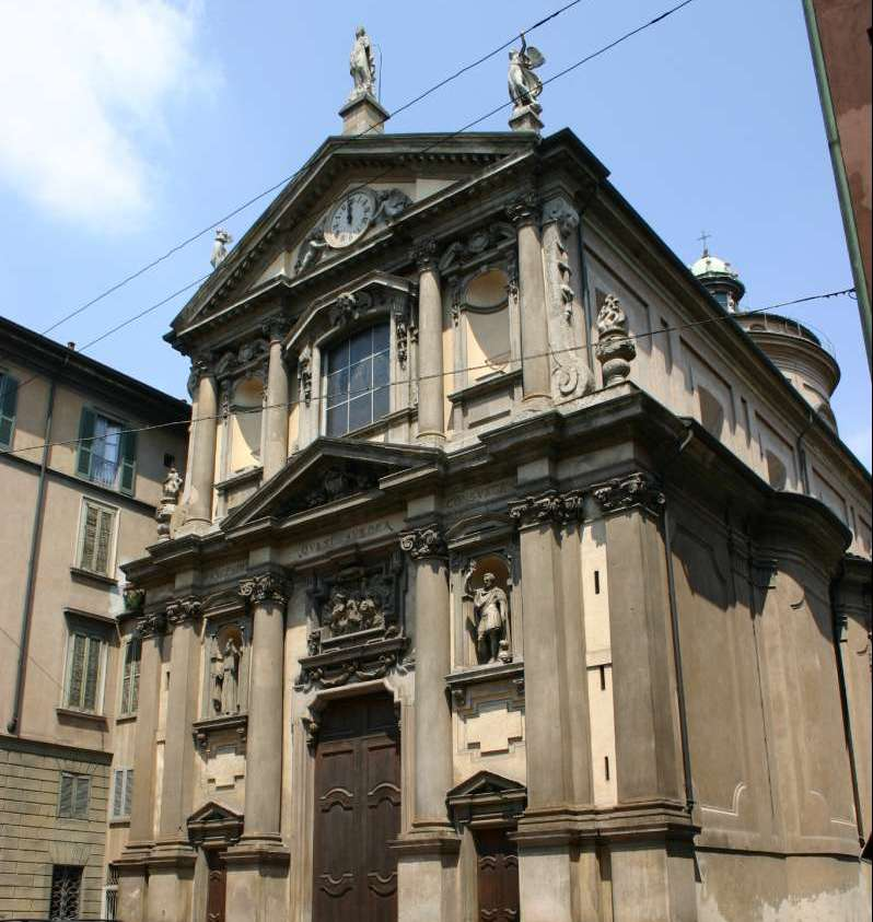 chiese milano