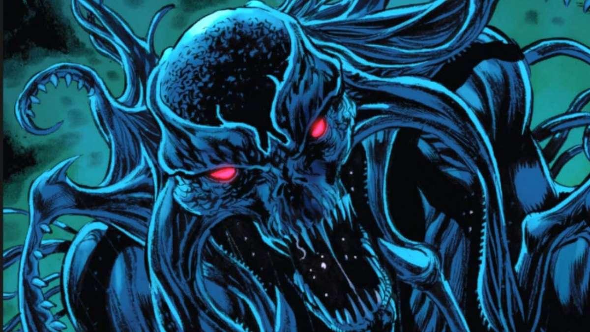 personaggi più potenti dell'universo Marvel Chthon