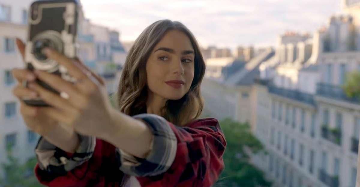 Le migliori serie tv commedie Netflix Emily in Paris