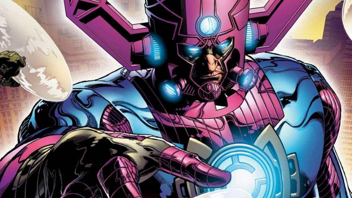 personaggi più potenti dell'universo Marvel Galactus