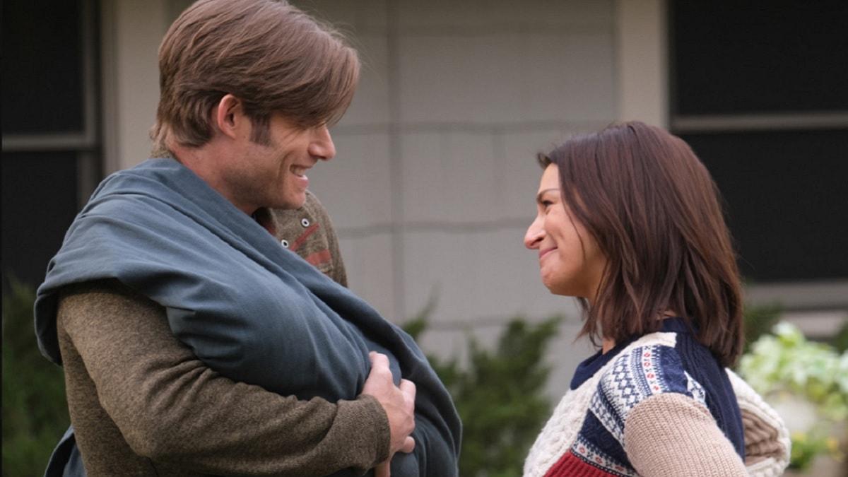 Grey's Anatomy stagione 18 Amelia Shepherd e Atticus Lincoln