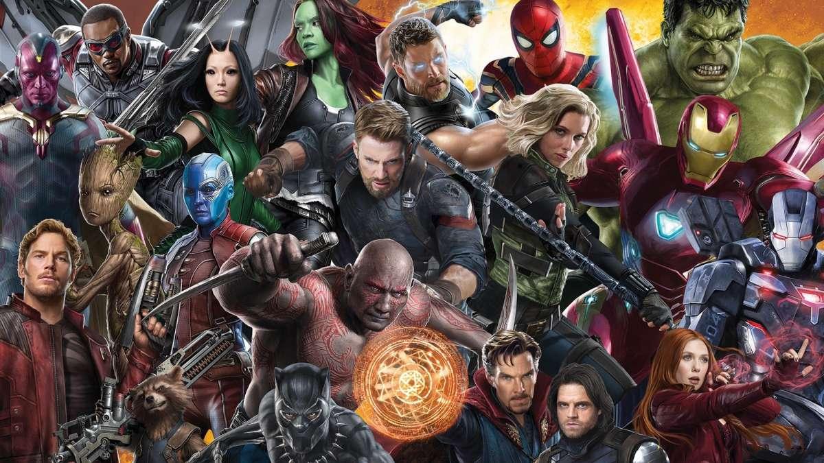 Come guardare i film Marvel