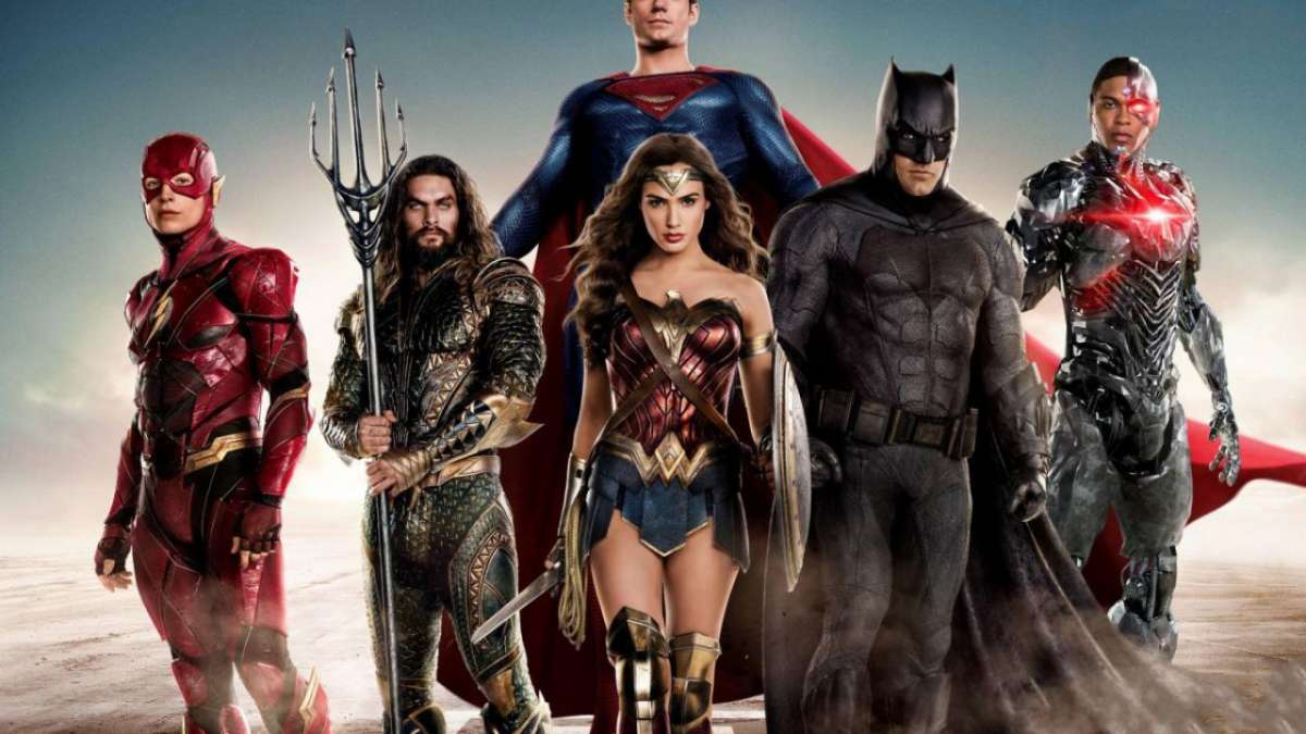 Justice League/Zack Snyder's Justice League (2017/2021)