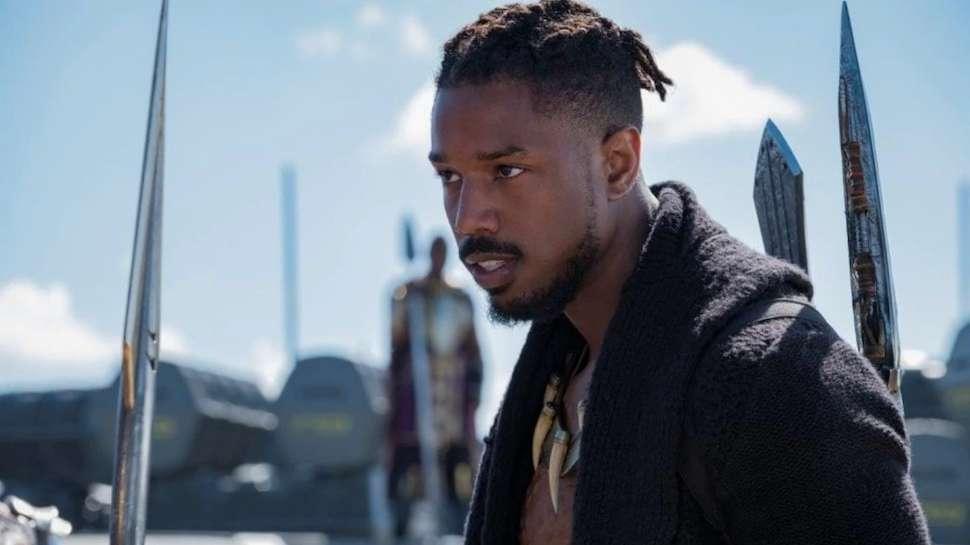 cattivi film Marvel Killmonger - Black Panther
