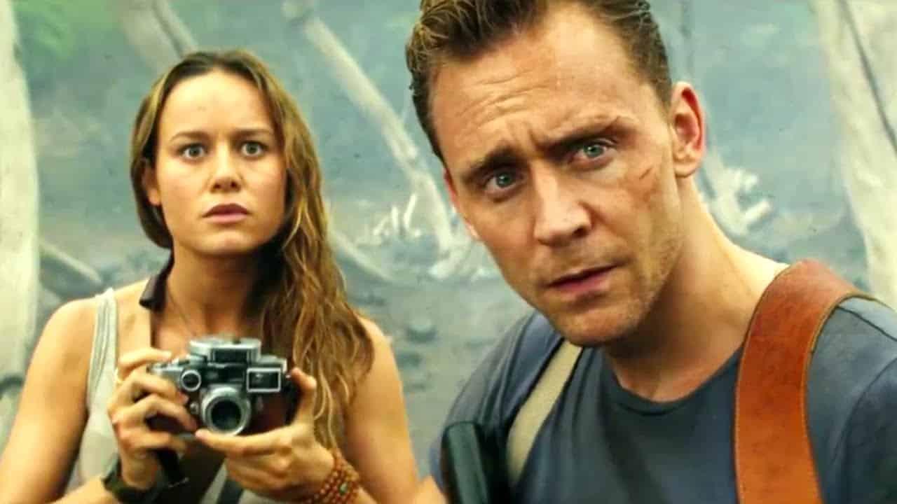 Tom Hiddleston Kong: Skull Island