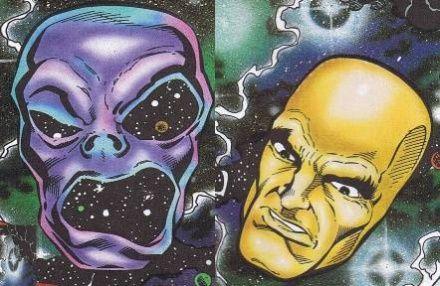 personaggi più potenti dell'universo Marvel Lord Chaos & Master Order