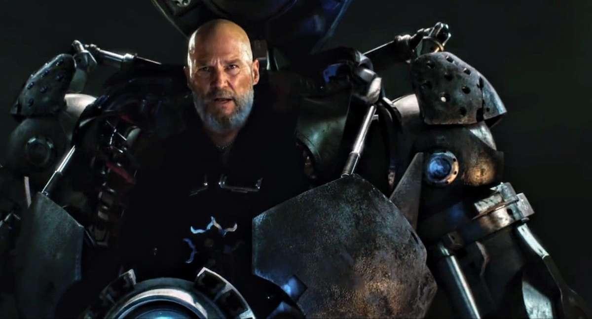 cattivi film Marvel Obadiah Stane/Iron Monger