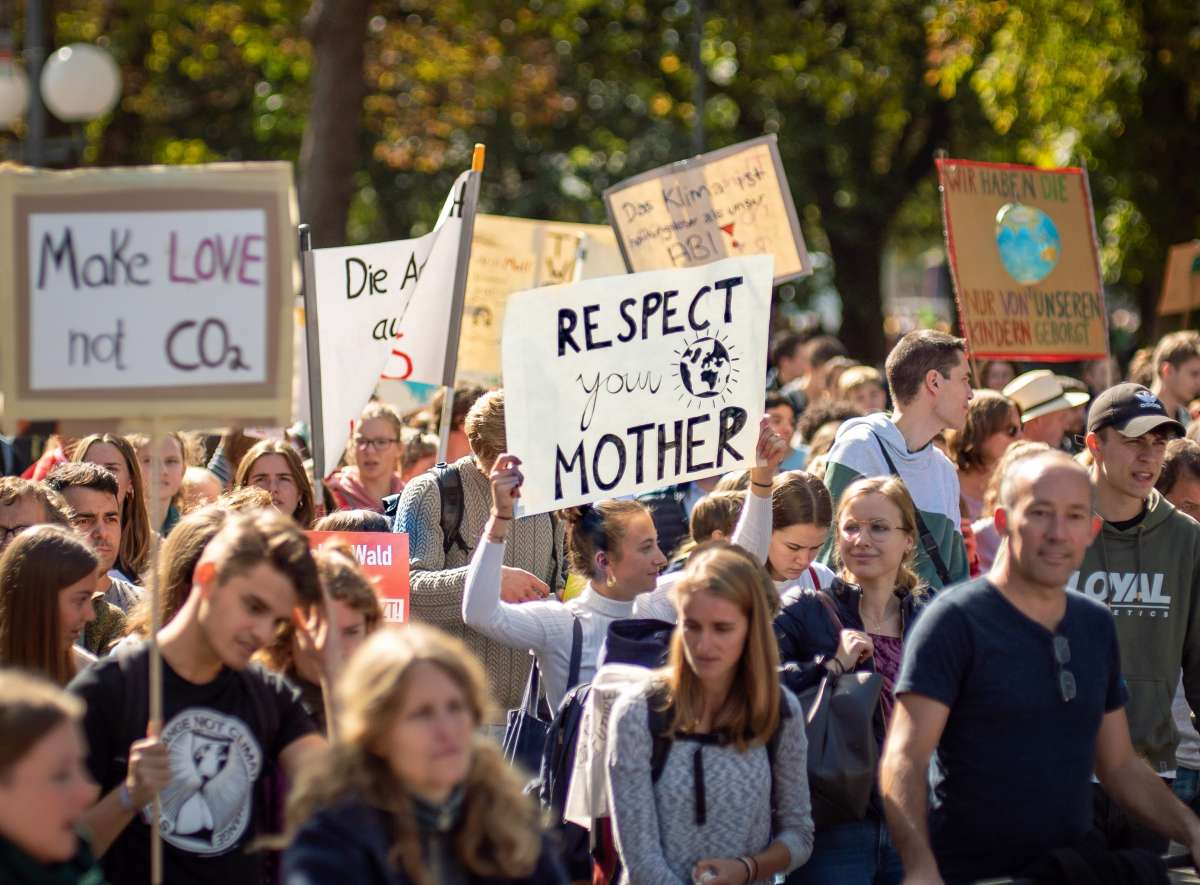 Climate Change Theatre Action 2021