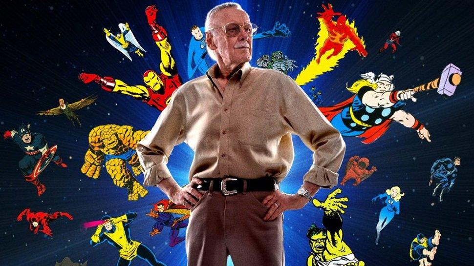 personaggi più potenti dell'universo Marvel Stan Lee