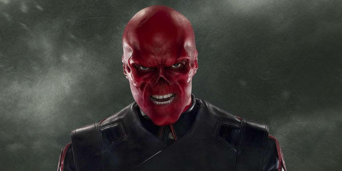 cattivi film Marvel Teschio Rosso