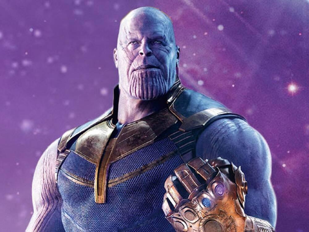 cattivi film Marvel Thanos