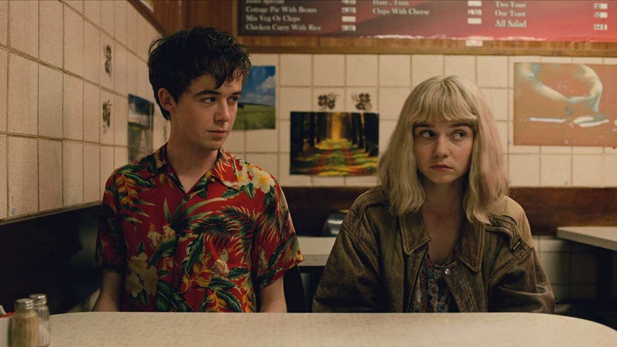 Le migliori serie tv commedie Netflix The End of the F***ing World