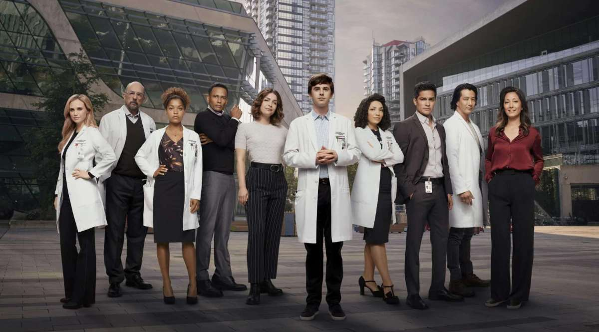 The Good Doctor 4