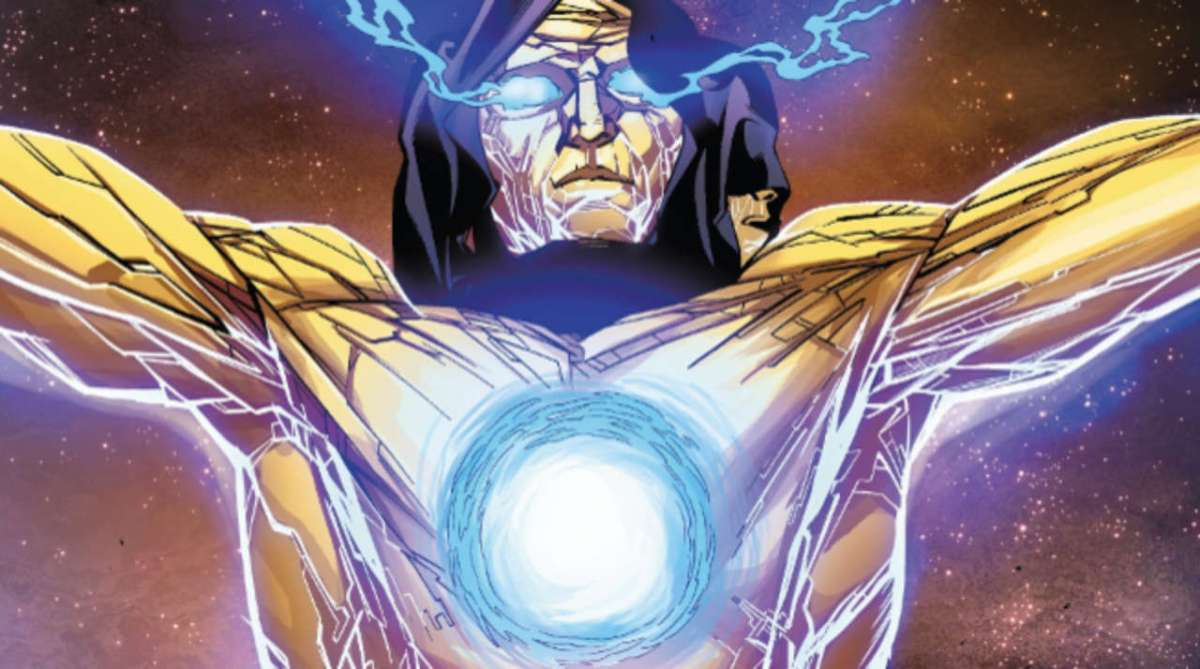 personaggi più potenti dell'universo Marvel The Living Tribunal