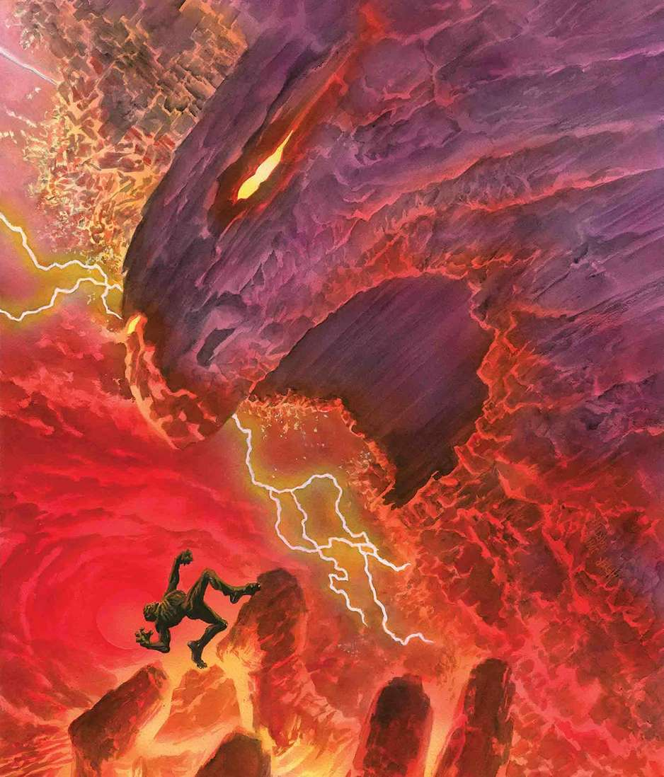 personaggi più potenti dell'universo Marvel The One Below All