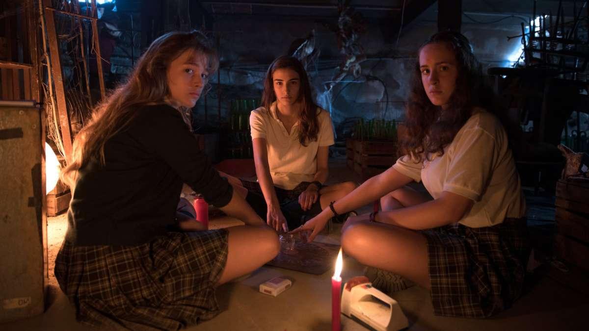 film Horror Netflix Veronica (2017)