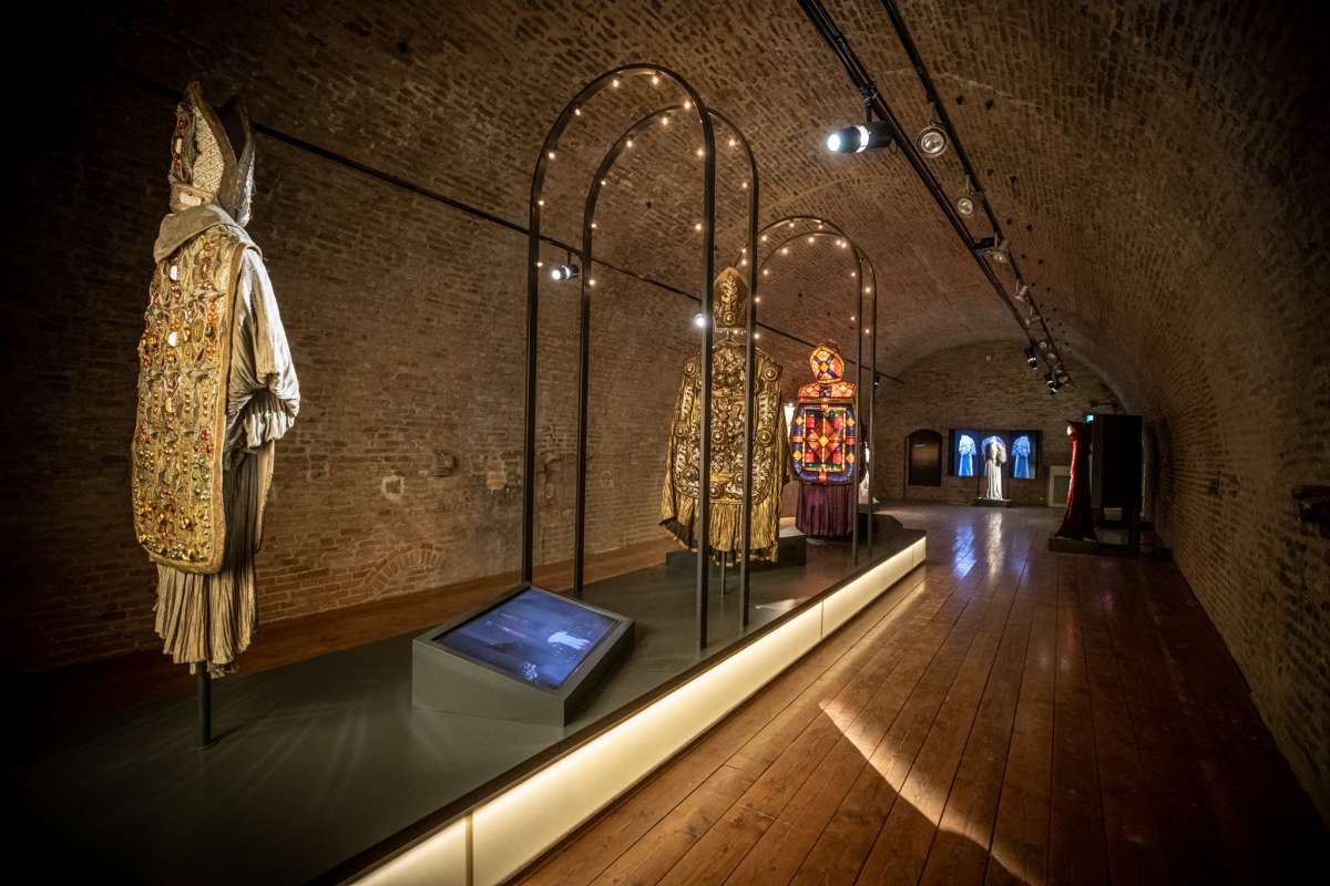 vestiti Fellini Museum