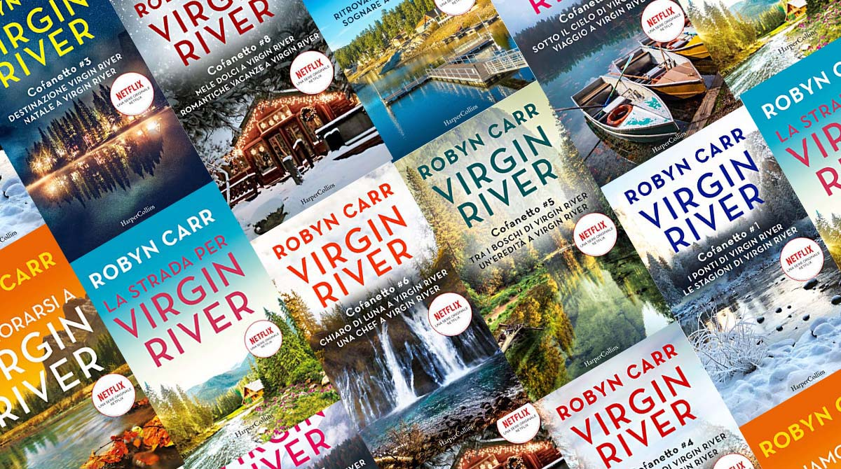 virgin river libri