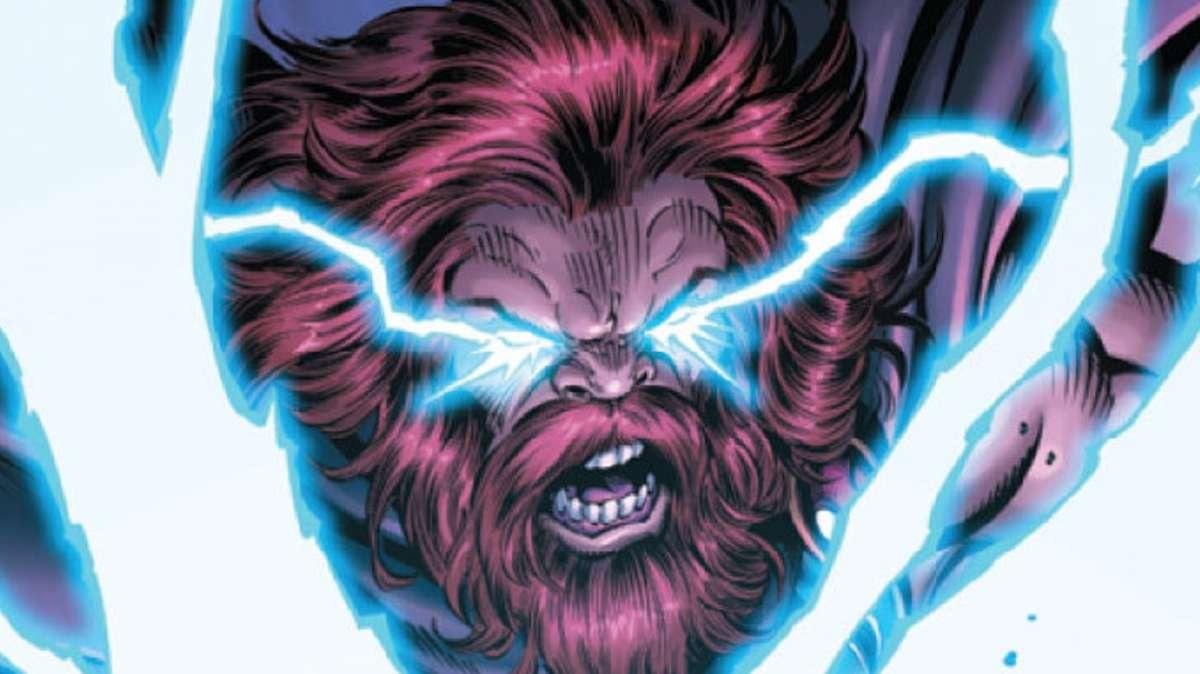 personaggi più potenti dell'universo Marvel Zeus