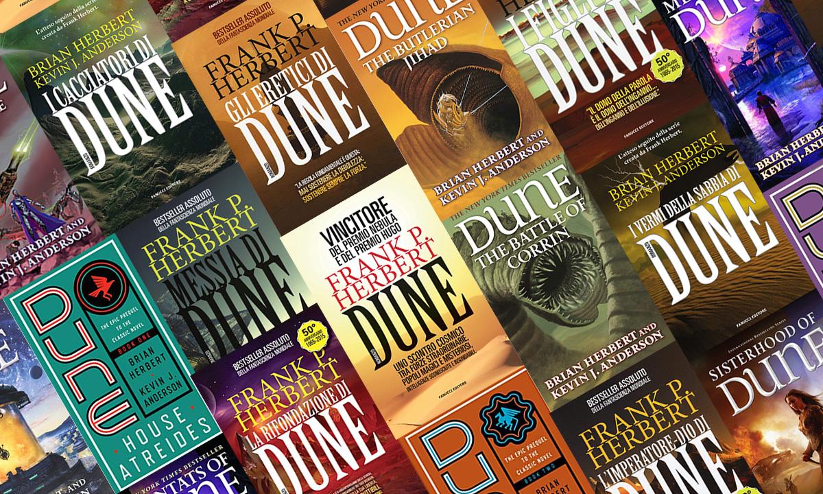 libri di dune