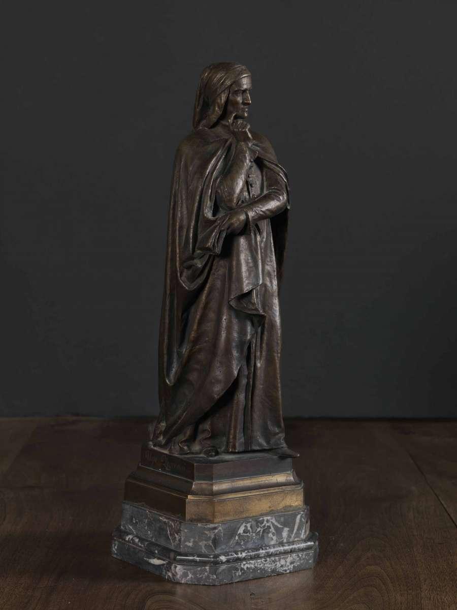 Dante statua