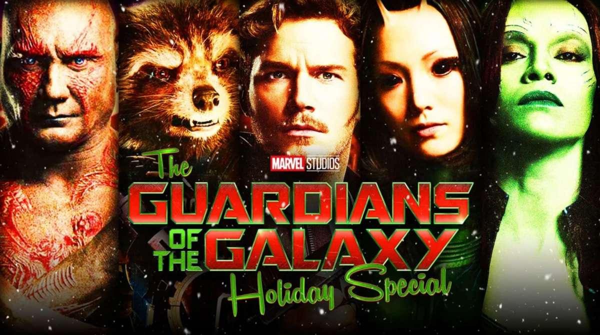 Guardiani della Galassia Speciale di Natale