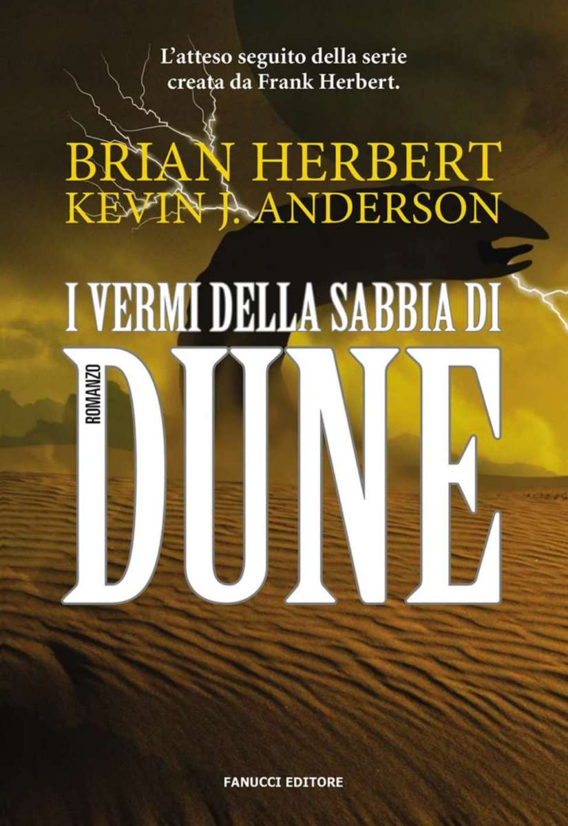 I vermi della sabbia di Dune
