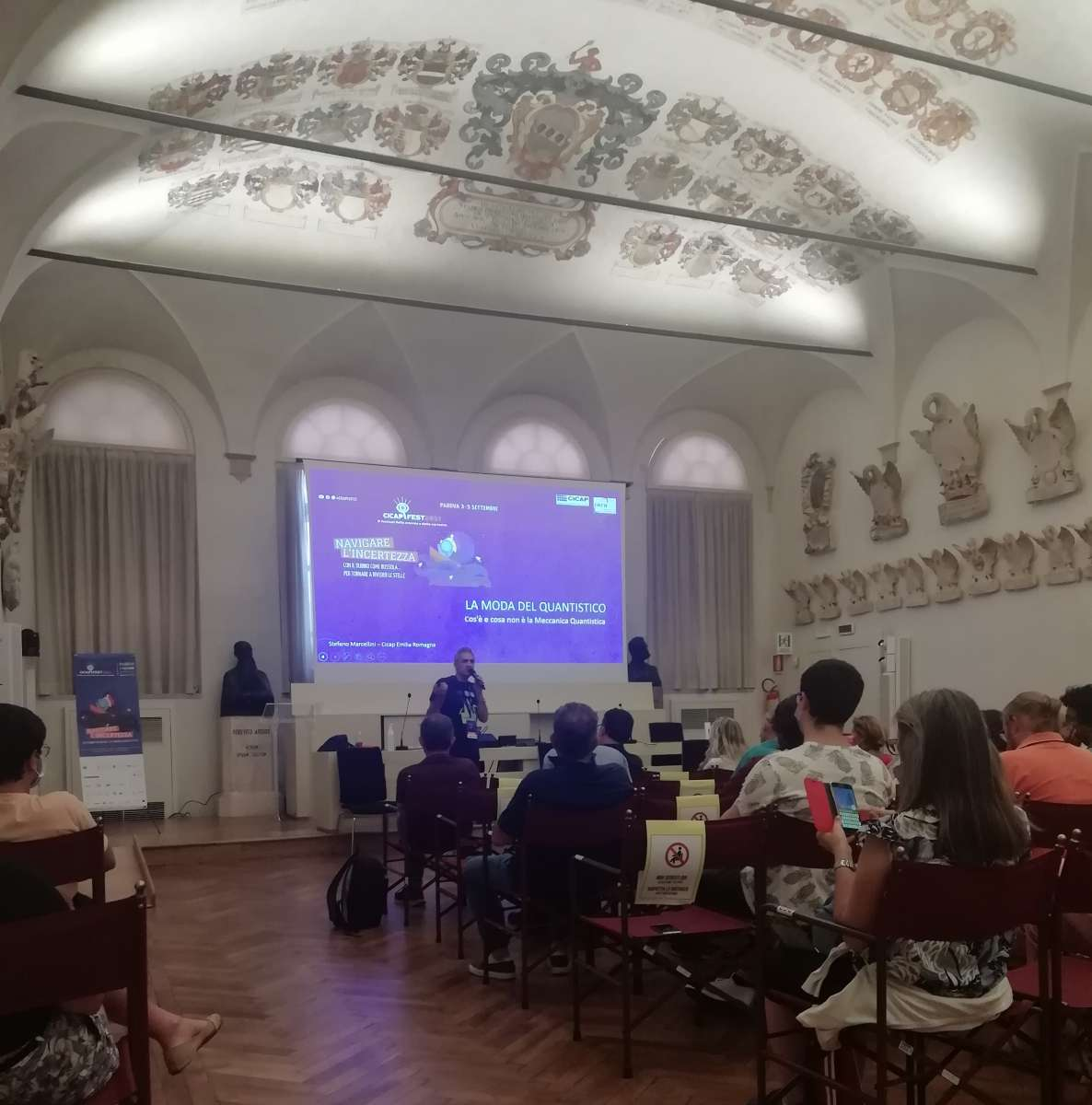 CICAP Fest 2021 Padova