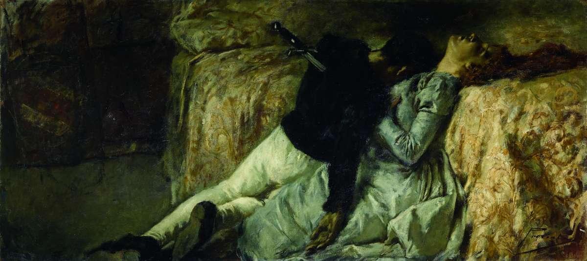 Tra Dante e Shakespeare. Il mito di Verona mostra