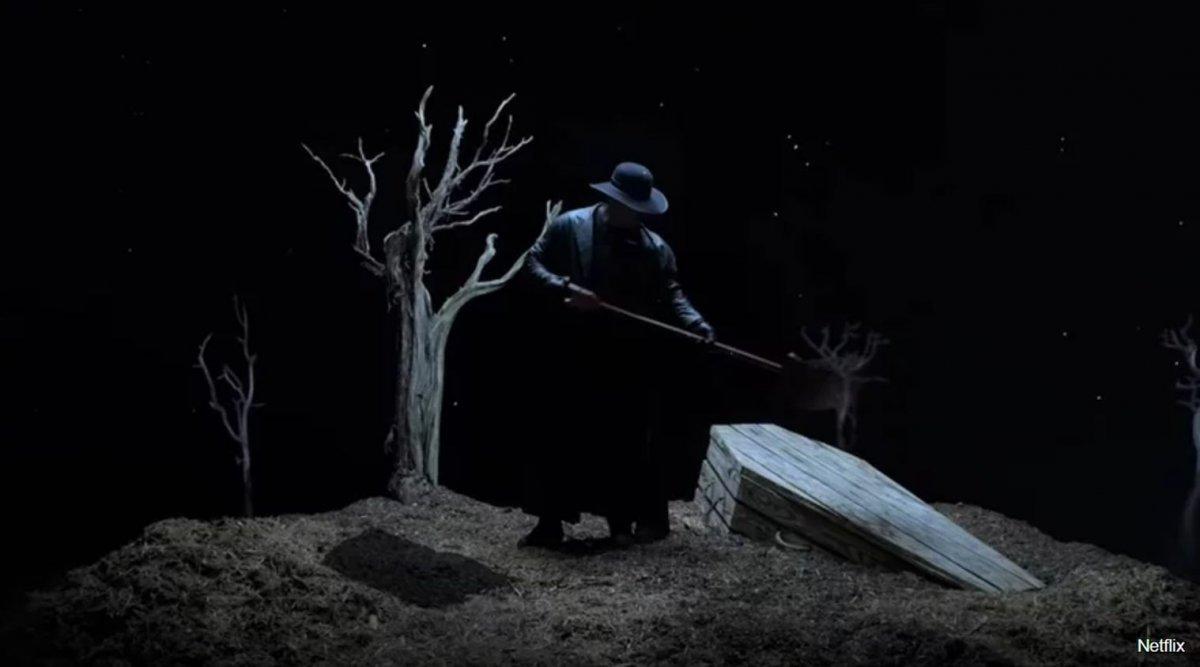 escape - the undertaker